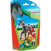 Playmobil ® Country Caballo de carreras 9261