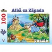 Puzzle Alba ca Zapada 100 piese Noriel