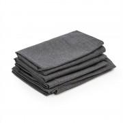 Blumfeldt Theia, калъф за тапицерия, 8 части, 100 % полиестър, водоустойчив, тъмно сив (GDMC5-Theia Covers D)