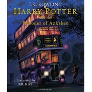 Harry Potter and the Prisoner of Azkaban: Illustrated Edition (Harry Potter Illustrated Edtn)/J. K. Rowling