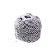 ELECTROPRIME® IU Drawstring Net Laundry Saver Mesh Wash Strong Washing Machine Net Bag Thicken NA (1# M)