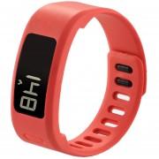 Para Garmin Vivofit 1 Smart Watch De Silicona Ajustable, Longitud: 21 Cm (rojo)