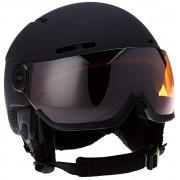Cebe Fireball Visor Neagra Casca Schi si Snowboard Marime L 58-61 cm