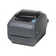 ZEBRA GK Series GK420t - Etiketprinter - DT/TT - Rol (10,8 cm) - 203 dpi - tot 127 mm/sec - parallel, USB, serieel