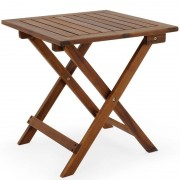 Stół Składany Stolik Z Drewna Meble Ogrodowe