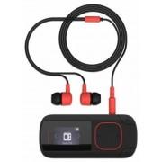 MP3 Player Energy Sistem ENS426492, 8 GB, Radio FM, Clip (Negru/Rosu)