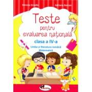 Teste pentru evaluarea nationala clasa a IV-a - Simona Grujdin Adriana Borcan
