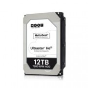 "12TB HGST Ultrastar He12 HUH721212ALE604(0F30146), SATA 6Gb/s, 7 200 rpm, 256MB кеш, 512e sector size(Secure Erase), 3.5"" (8.89 cm)"