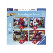 Puzzle Spiderman, 12/16/20/24 Piese Ravensburger