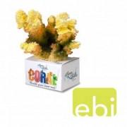 EBI AQUA DELLA CORAL MODULE M cauliflower coral yellow 11x9,5x8cm