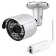 IP камера Edimax IC-9110W HD Wi-Fi Mini Outdoor Network Camera, 720P, 139° Wide Angle View, IR осветление, H.264&MJPEG, microSD/SDHC слот
