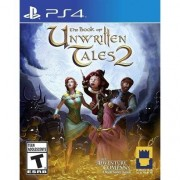 The Book Of Unwritten Tales 2 - Ps4 - Unissex