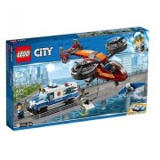 Lego City Polizei Diamantenraub 60209