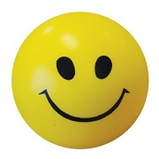 Crazy Sutra Smiley Soft Balls SMILEY FACE SQUEEZE BALL set of 3