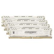 Ballistix Sport LT 32GB Kit DDR4 8GBx4 2666 DIMM 288pin white SR
