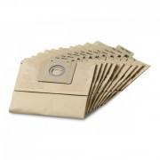 Karcher papírporzsák 10 db T 12/1