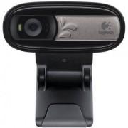 Уеб камера Logitech C170, Черна, 960-001066