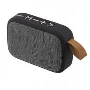 STREETZ bärbar Bluetooth-högtalare - Svart