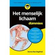 Het menselijk lichaam voor Dummies - Donna Rae Siegfried