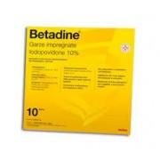 Meda Pharma Spa Betadine 10% Garze Impregnate 10 Garze