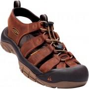 KEEN muške sandale Newport Evo M Infield/Mulch, smeđe, US 10 (43 EU)