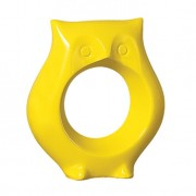 Coruja Amarelo