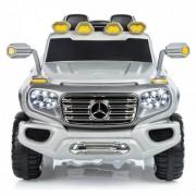 Masinuta electrica Chipolino SUV Mercedes Benz G Force silver