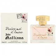 Тоалетна вода за жени John Galliano Parlez-Moi d'Amour Eau De Toilette Spray for Her, 30 мл.