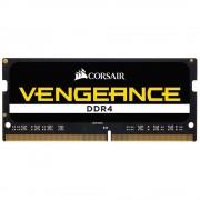 Memoria Corsair 8GB DDR4 2400MHZ P/ Notebook - CMSX8GX4M1A2400C16