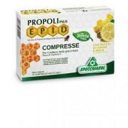 Specchiasol Srl Propoli Plus Epid - Specchiasol Confezione Da 20 Compresse Con Succo Di Miele E Limone Con Estratti Titolati