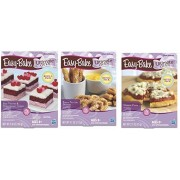 Easy Bake Ultimate Oven Refill Mix Super Pack (3 Refill Mixes)