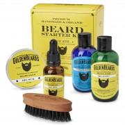 Golden Beards Big Sur Bart Starterset