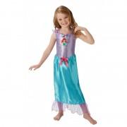 Costum fetite Fairytale Ariel, marime M, 5-6 ani