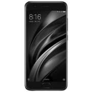 "Telefon Mobil Xiaomi Mi 6, Procesor Octa-Core 2.45GHz / 1.9GHz, IPS LCD Capacitive touchscreen 5.15"", 6GB RAM, 64GB Flash, 12 + 12MP, Wi-Fi, 4G, Dual Sim, Android (Negru) + Cartela SIM Orange PrePay, 6 euro credit, 4 GB internet 4G, 2,000 minute nationale"