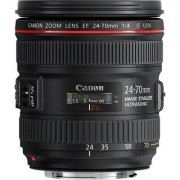 Canon EF 24 - 70 mm f/4L IS USM Lens