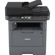 Brother MFC-L5750DW - Impressora multi-funções - P/B - laser - Legal (216 x 356 mm) (original) - A4/Legal (media) - até 40 ppm
