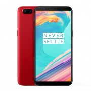 OnePlus 5T A5010 Dual Sim 4G 8GB/128GB - Red CN Ver. flashed OS