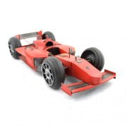 Masina de curse Ferrari, macheta din metal
