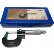 Micrometru mecanic cu contor de 0-25mm si precizie 0 01mm VERKE V86005