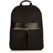 """Knomo Beauchamp Backpack 14"""" Black"""