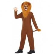 Fiesta carnavales Leeuw Leo kostuum voor kinderen