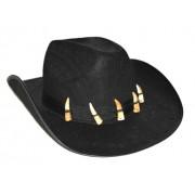 Palarie cowboy cu dinti