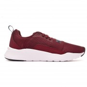Tenis Puma Wired Jr Vino Original - Unisex 366901 06