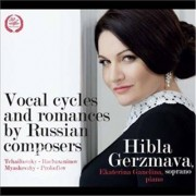 Video Delta Tchaikovsky / Rachmaninov - Vocal Cycles & Romances By Russian Composers - CD