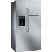 SMEG Sbs63xedh Frigorifero Side By Side 544 Litri Classe A+ Total No Frost Color
