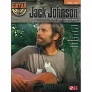 Hal Leonard - Guitar Play Along Vol. 181 - Jack Johnson