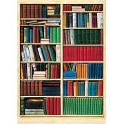 Ideal Decor Komar DM401 Biblioteque 4-Panel Wall Mural