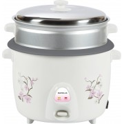 Havells Riso 2.2 OL Electric Rice Cooker with Steaming Feature(2.2 L, White)