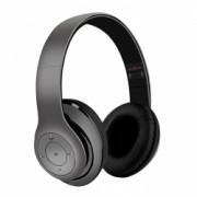 Casti bluetooth stereo Gembird Milano BHP-MXP-GR cu microfon gri-negru