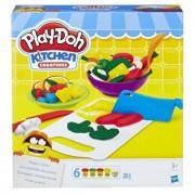 Play-Doh, Set Modeleaza si feliaza